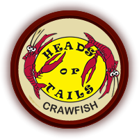 Heads or Tails Cajun Crawfish Dallas Tx